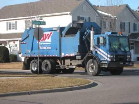 mnHighland/Minnesota Garbage Trucks/PART 1/spring 2015