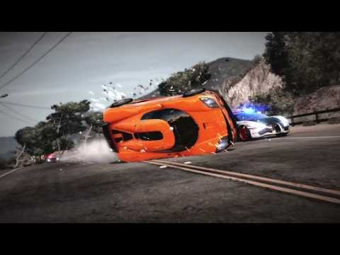 Need For Speed Hot Pursuit – Action Gameplay Trailer