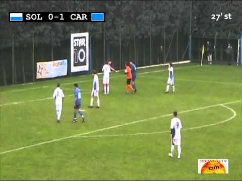 Solbiatese-Caratese (27_mar_11) - BNP WEBTV - LIVE MATCHES
