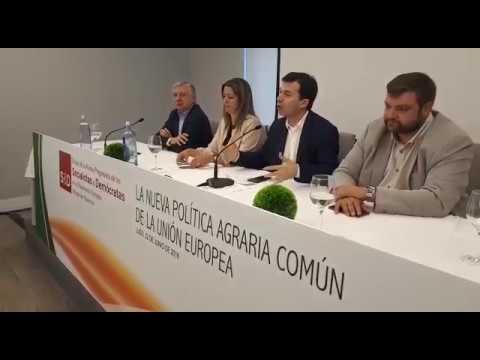 O PSOE celebra unhas xornadas sobre a Pac