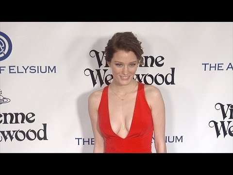 Ashley Hinshaw The Art of Elysium 2016 HEAVEN Gala Red Carpet
