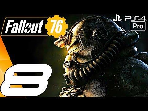 FALLOUT 76 - Gameplay Walkthrough Part 8 - (Full Game) PS4 PRO thumbnail