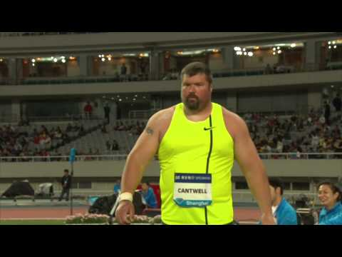 Shanghai 2014: Top 3 | Shot Put Men
