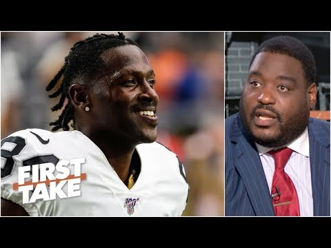 It is up to Antonio Brown to fall in line with the Patriots 鈥� Damien Woody | First Take