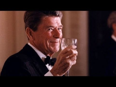 Reaganomics Sucked Wealth Up, Did Not Trickle It Down