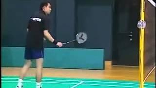 李玲蔚羽毛球1輕松入門篇 9勾對角球