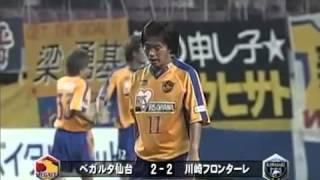 佐藤寿人伝説の試合 ロスタイム残り1分で2ゴール