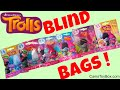Dreamworks Trolls Series 6 5 4 3 2 1 Blind Bags Opening Toy Review Surprises Fun Kids Surprise TOYS