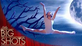 His ballet performance will leave you in tears | Little Big Shots