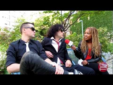 Interview with Faber Drive
