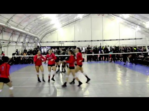 California Kickoff - Encore 16-1 vs City Beach 16-1 (Set 1)