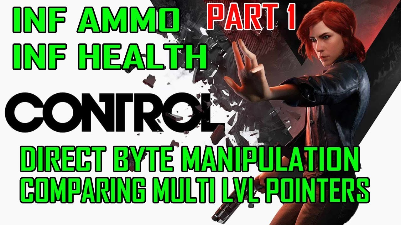 Control: Inf Amm0 & Inf Health Part 1 – GamePlay Video Share