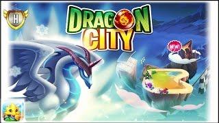 Dragon City - High Comet Dragon [It