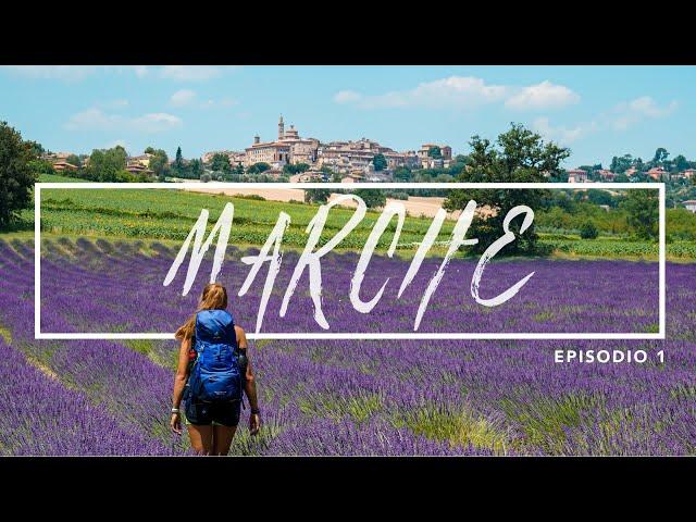 TREKKING NEL RINASCIMENTO | 80 km alla scoperta dei borghi medioevali delle Marche EP 1