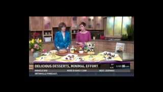 Light Dessert Bites for Spring (4/2/15 on KARE 11)