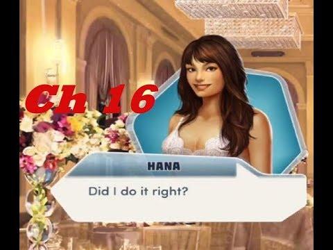 Truth or Dare with Hana | Choices: The Royal Romance Book 1 Chapter 16 - Hana Diamond Scene