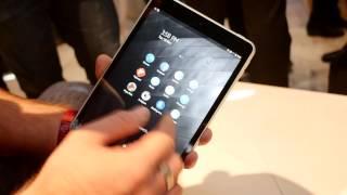 Nokia N1 Tablet im Hands-On (4k/Deutsch)