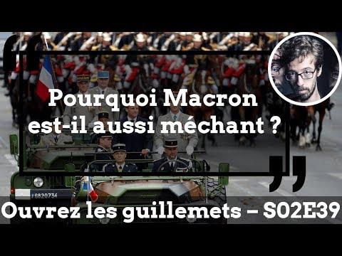 Usul. Pourquoi Macron