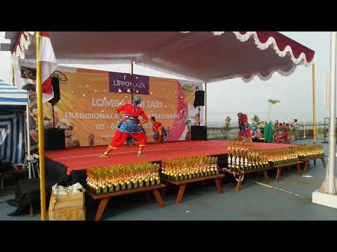 Tari warak dugder with Wirasrama dance crew
