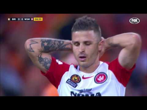 Brisbane Roar vs Western Sydney Wanderers 2017