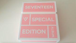 Video ♡Unboxing Seventeen 세븐틴 1st Album Repackage 아주 NICE (Special Edition)♡ download MP3, 3GP, MP4, WEBM, AVI, FLV Maret 2018
