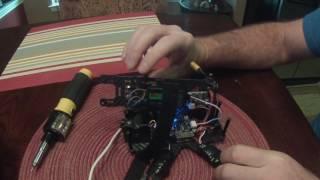 Eachine Wizard x220 - Flysky FS-IA6B iBUS Setup