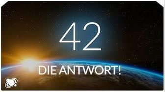 42 - Die Antwort! - Douglas Adams und die 42 (2019)