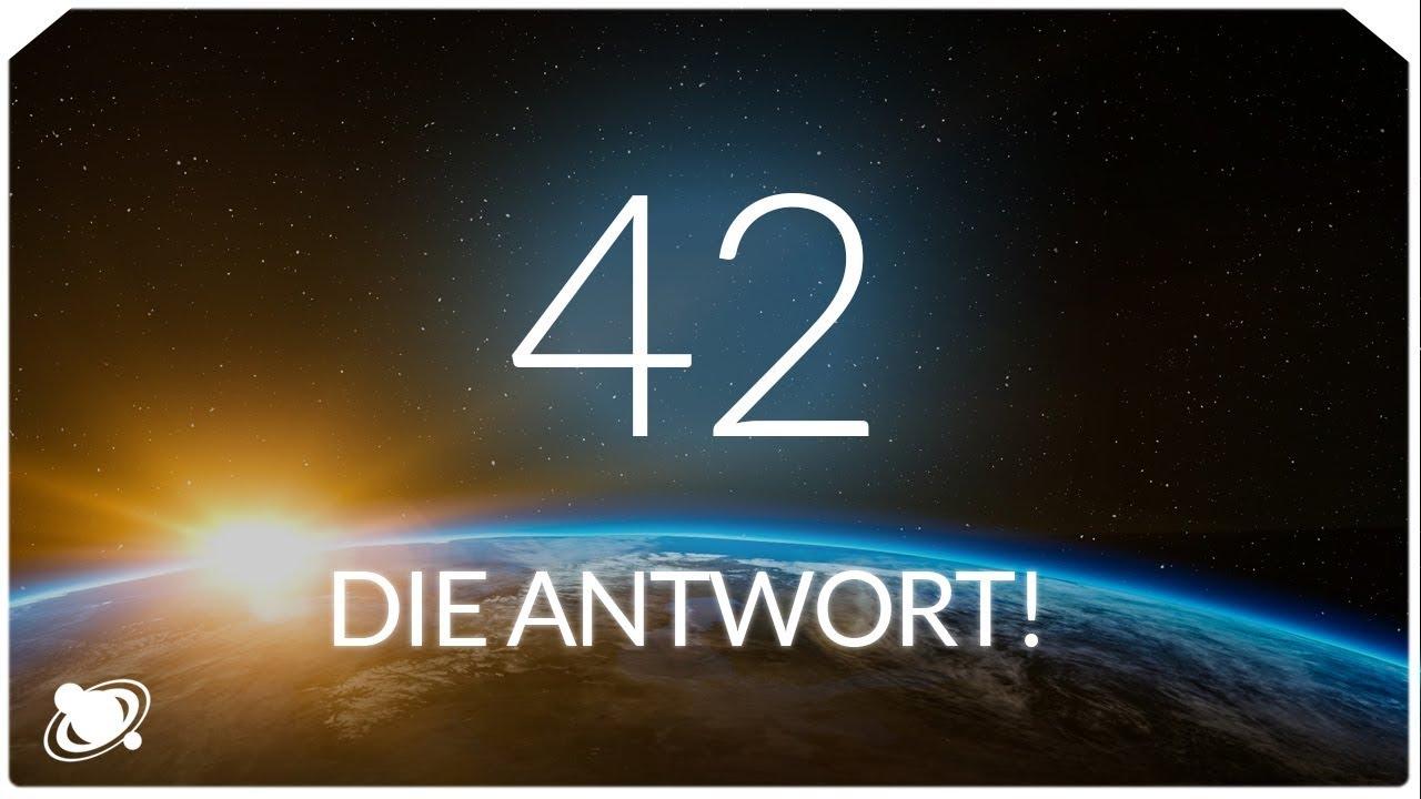 42 Die Antwort Auf