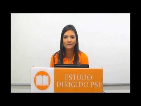 Vídeo Curso extensão psicologia