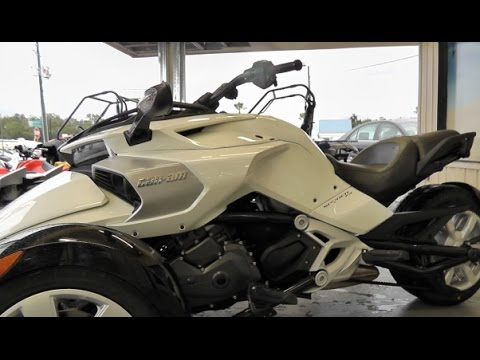 spyder tv 2015 f3 can am spyder official review road test youtube. Black Bedroom Furniture Sets. Home Design Ideas