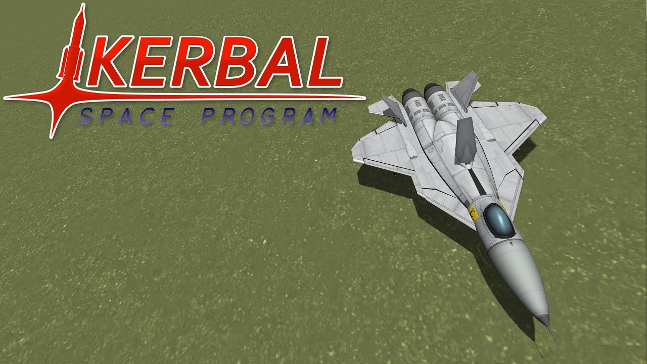 Fighter Jet Showdown 2 (Part 1) - Old Blood - Kerbal Space ...
