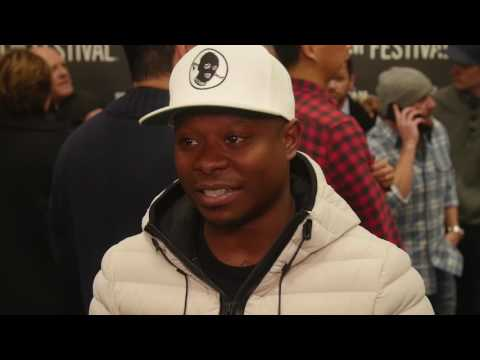 Jason Mitchell talks Mudbound & Kong: Skull Island at Sundance Film Festival.
