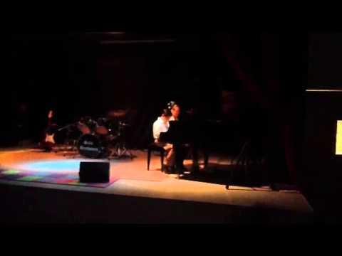 GOYITO VANEGAS GARZA, PRIMER RECITAL DE PIANO , SALA BEETHOVEN.