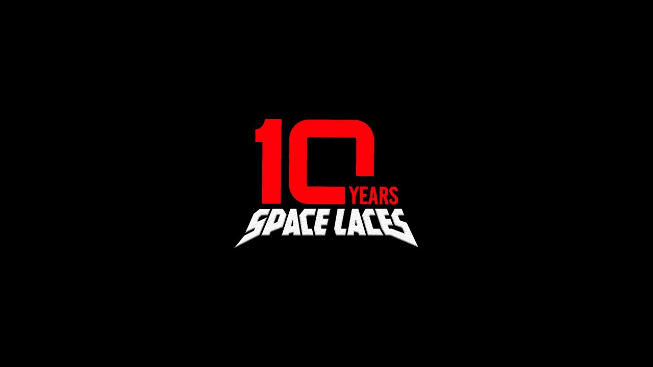 10 YEARS OF SPACE LACES