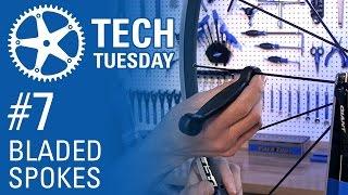 Tech Tuesday #7: Bladed Spokes