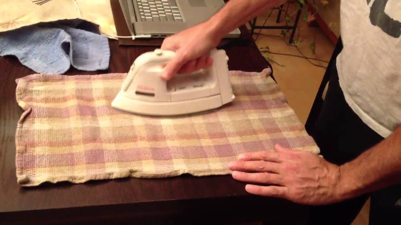 Delicieux How To Remove Heat Stains From Wood Furniture Using An Iron