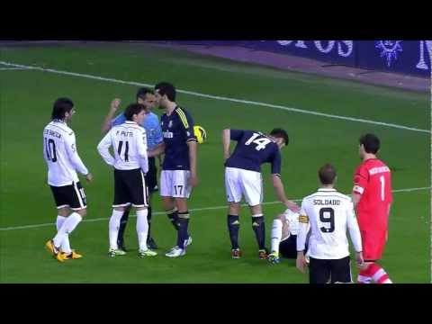 Resumen de Valencia CF (0-5) Real Madrid - HD