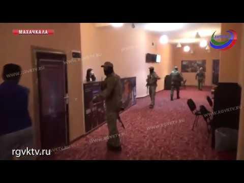 В Махачкале закрыли зал игровых автоматов