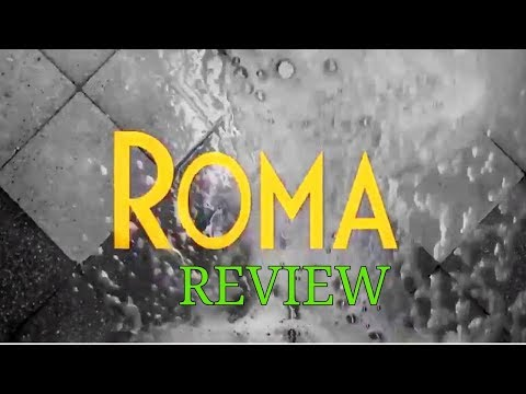 Roma Review Venice Film Festival 2018 // .thatmovieguyUK