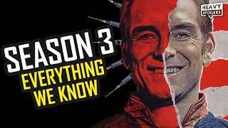 THE BOYS SEASON 3 Everything We Know So Far | Release Date, Characters, Trailer, Story, Cast & More