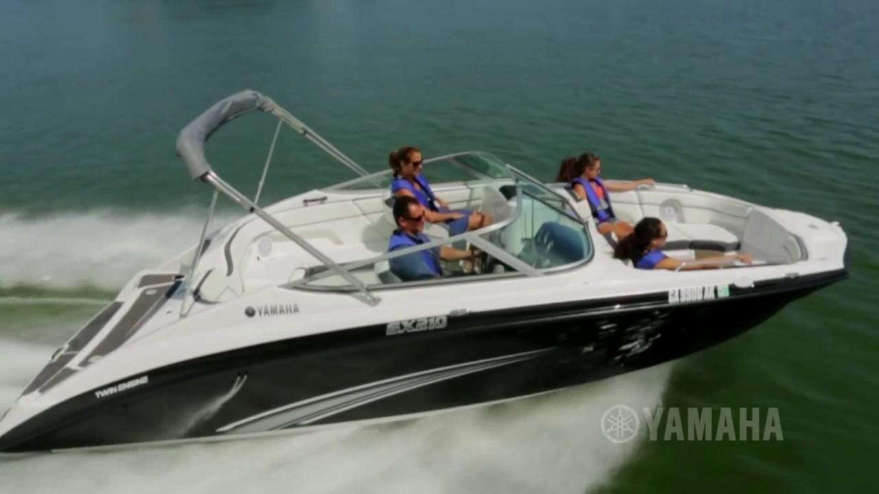 2014 yamaha sx210 boat