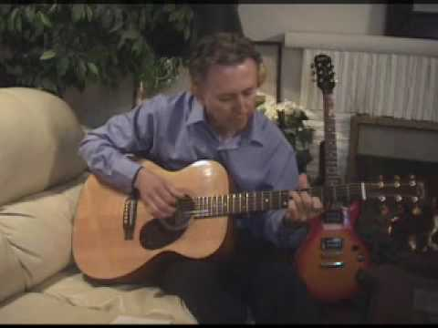 god bless america acoustic guitar youtube. Black Bedroom Furniture Sets. Home Design Ideas