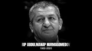 Abdulmanap Nurmagomedov Passes Away (Khabib's Father)