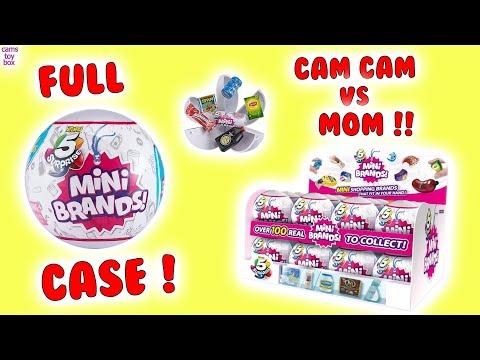 скачать Mini Brands 5 Surprise Full Case Opening Toys Fun Toys