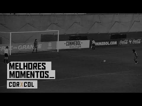 Melhores Momentos - Corinthians/Audax 0 (5)x(4) 0 Colo-Colo - Copa Libertadores Feminina 2017