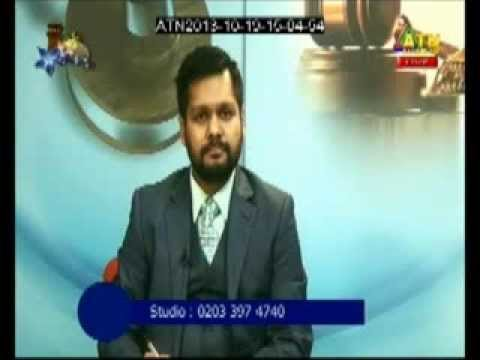 19 October 2013   Part 2   UK Immigration Consultants   TV Live Show   Law & Talk
