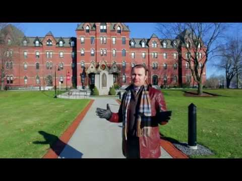 Dean College History | Dean Hall