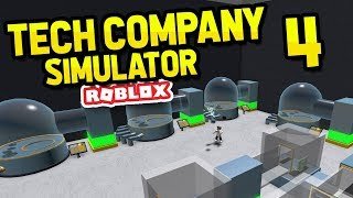 ROBLOX TECH COMPANY SIMULATOR #4