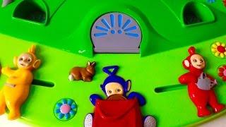 Teletubbies Playset Kids Toys