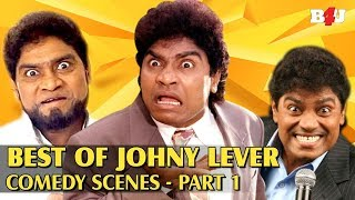 Best Of Johnny Lever | Back To Back Comedy Scenes